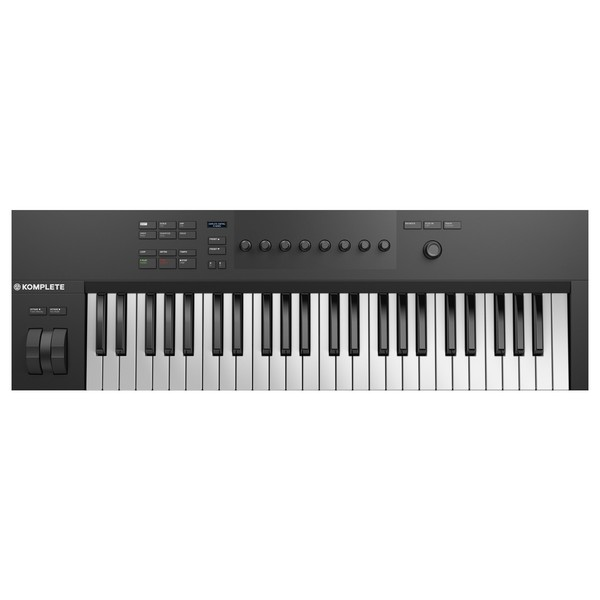 Native Instruments Komplete Kontrol A49 - Top
