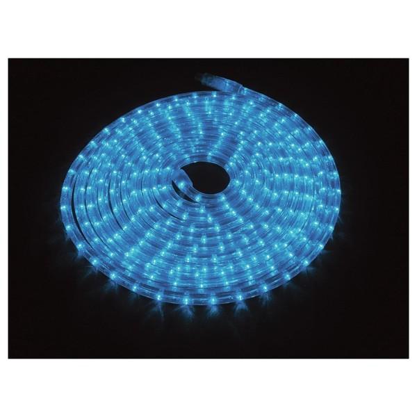 Eurolite Blue LED Rubberlight, 9m