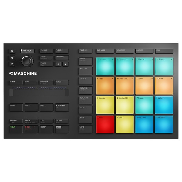 Native Instruments Maschine Mikro MK3 - Main