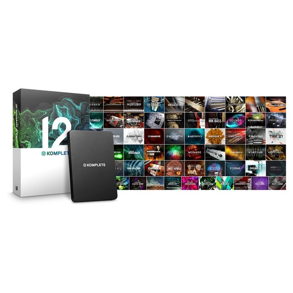 Native Instruments Komplete 12 Upgrade from Komplete Select - Main