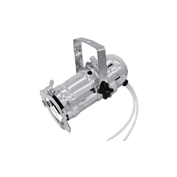 Eurolite PAR-16 Spotlight for MR-16 Lamp, Silver