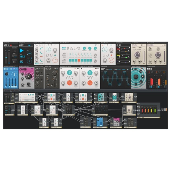 Native Instruments Komplete 12 Ultimate Collector's Edition - Reaktor