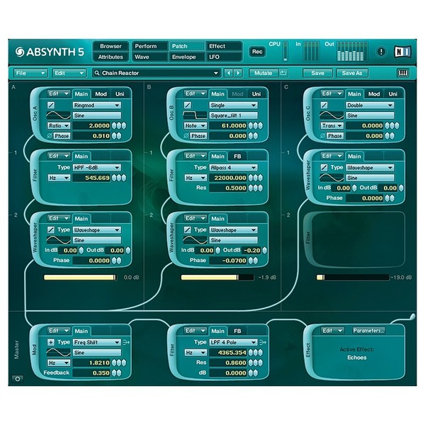 Native Instruments Komplete 12 Update from K8-K11 - Absynth