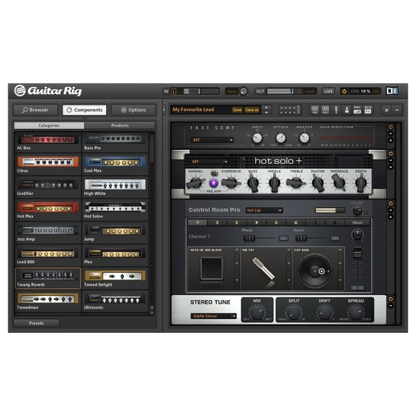 Native Instruments Komplete 12 Upgrade from Komplete Select - Guitar Rig