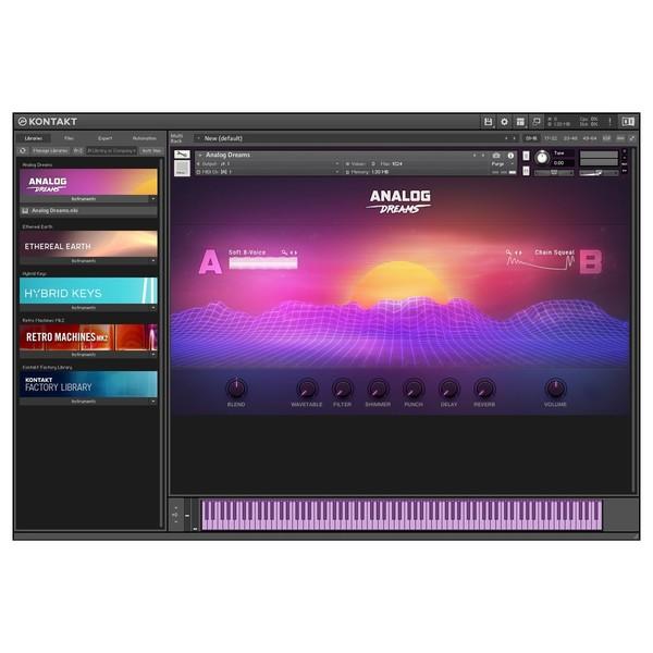 Native Instruments Komplete 12 Upgrade from Komplete Select - Kontakt Player
