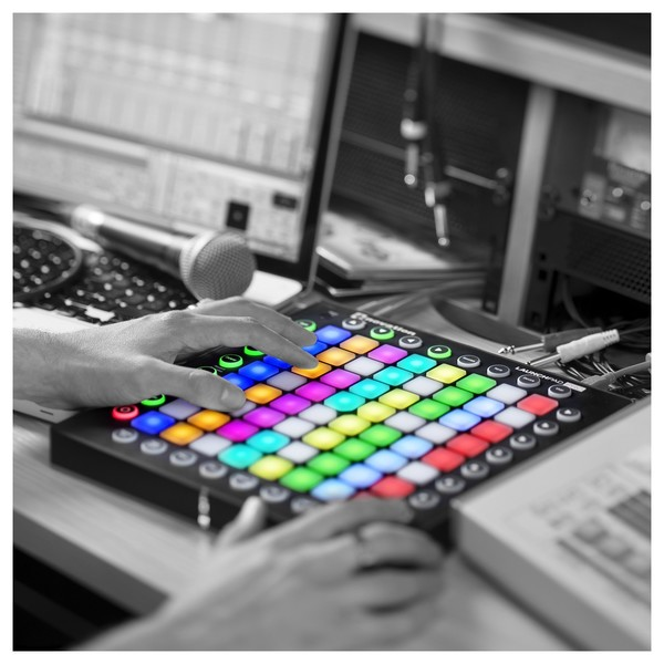 Novation Launchpad PRO Performance Instrument - Lifestyle 1