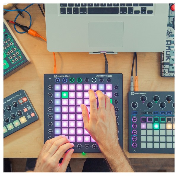 Novation Launchpad PRO Performance Instrument - Lifestyle 2