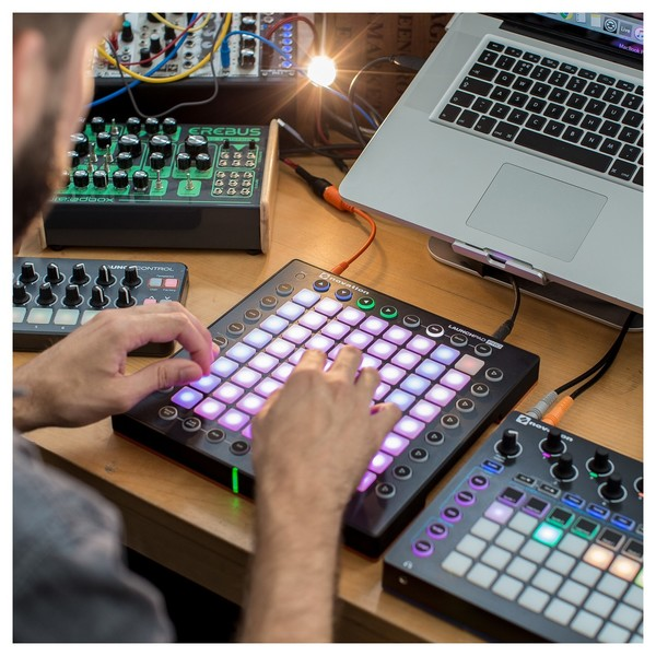 Novation Launchpad PRO Performance Instrument - Lifestyle 3