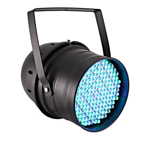 177 x 10mm LED Par Can by Gear4music