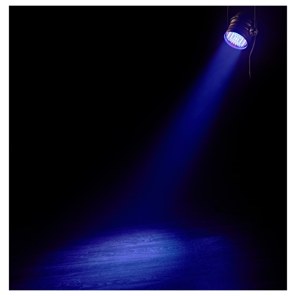177 x 10mm LED Par Can by Gear4music