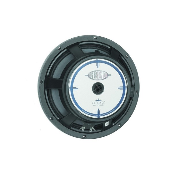 Eminence Legend 102 200 Watt 10'' Speaker, 8 Ohms