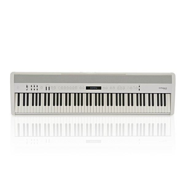 Roland FP 60 Digital Piano, White