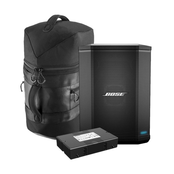 Bose S1 Pro Multi-Position PA System with Backpack