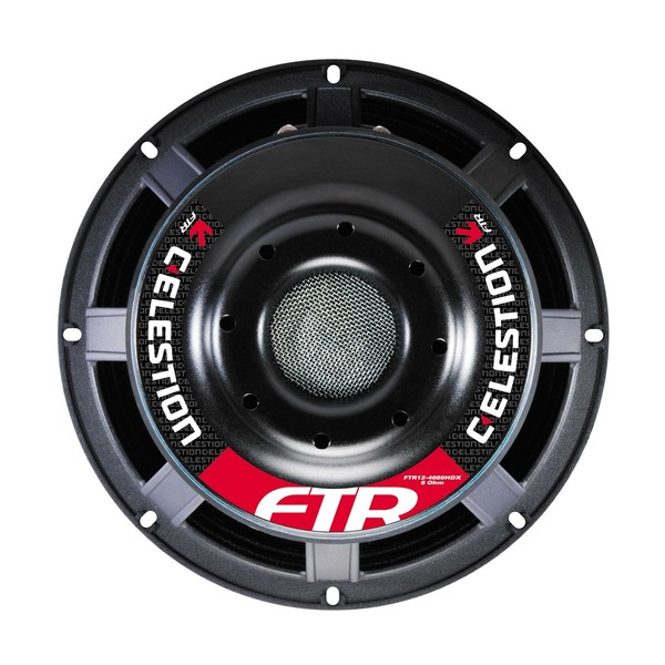Celestion FTR12-4080HDX 12'' Low Frequency Driver, 8 Ohm
