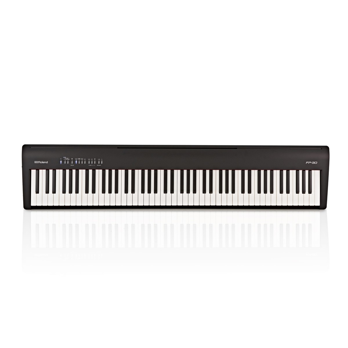Roland Fp 30 Digital Piano Black At Gear4music