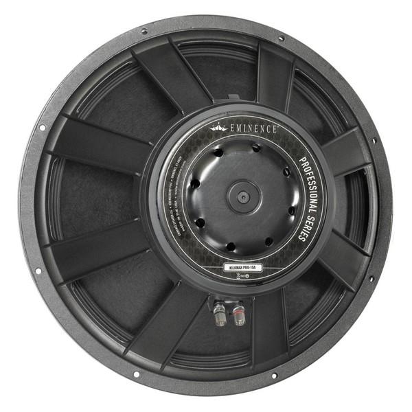 Eminence Kilomax Pro 15A 1250 Watt 15'' Speaker, 8 Ohms