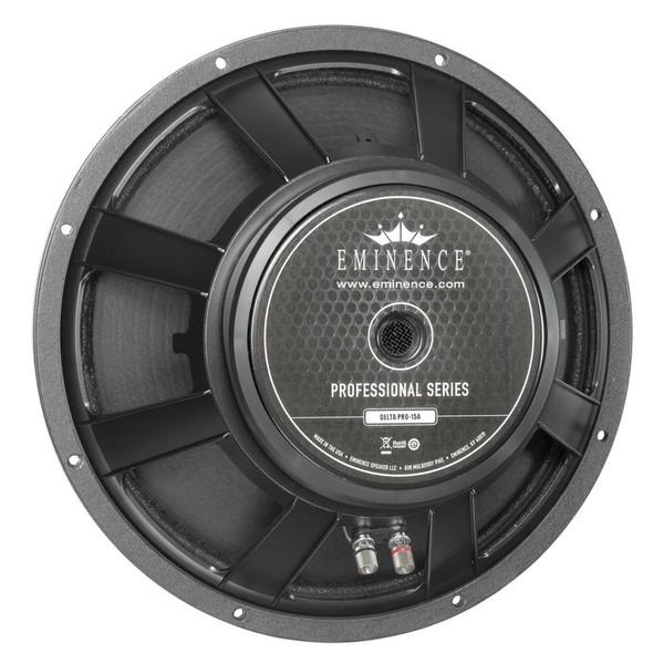 Eminence Delta Pro 15A 400 Watt 15'' Speaker, 8 Ohms