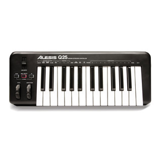 Alesis Q25, 25 Key USB/MIDI Keyboard