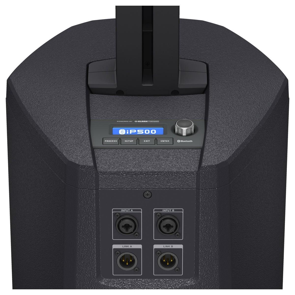 Turbosound iNSPIRE iP500 Black