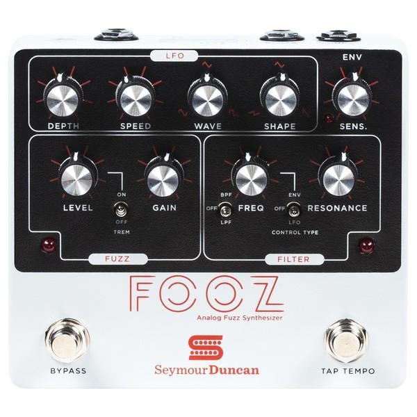 Seymour Duncan Fooz Analogue Fuzz Synthesizer