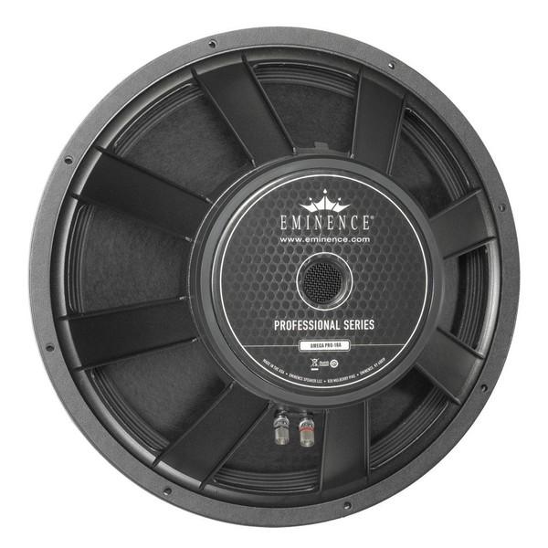 Eminence Omega Pro 18A 800 Watt 18'' Speaker, 8 Ohms