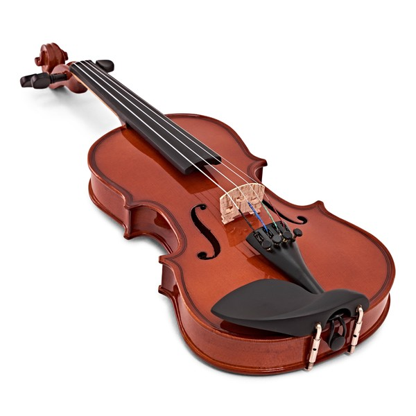 Student 1/8 Size Violin by Gear4music angle