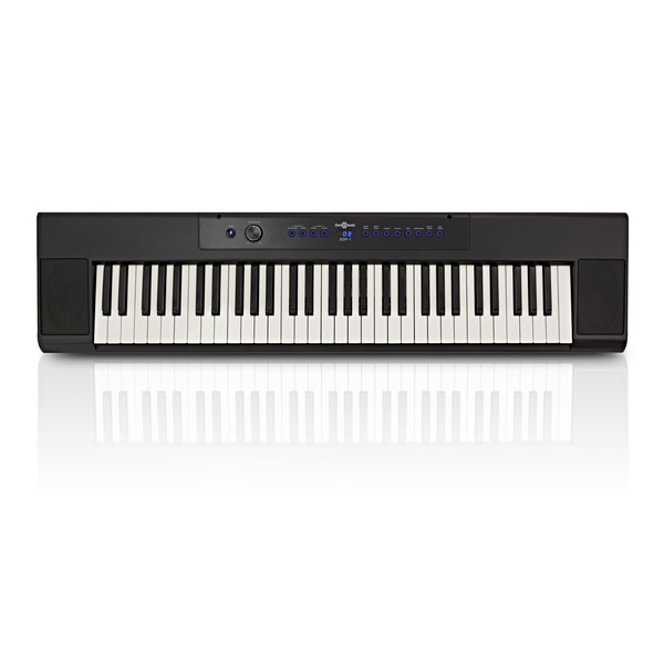 SDP-1 Portable Stage Piano Style Keyboard by Gear4music