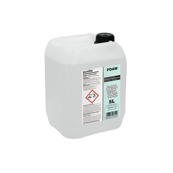 Eurolite Foam Fluid Concentrate, 5 Litres