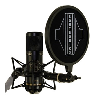 Sontronics STC-3X Condenser Microphone - Front