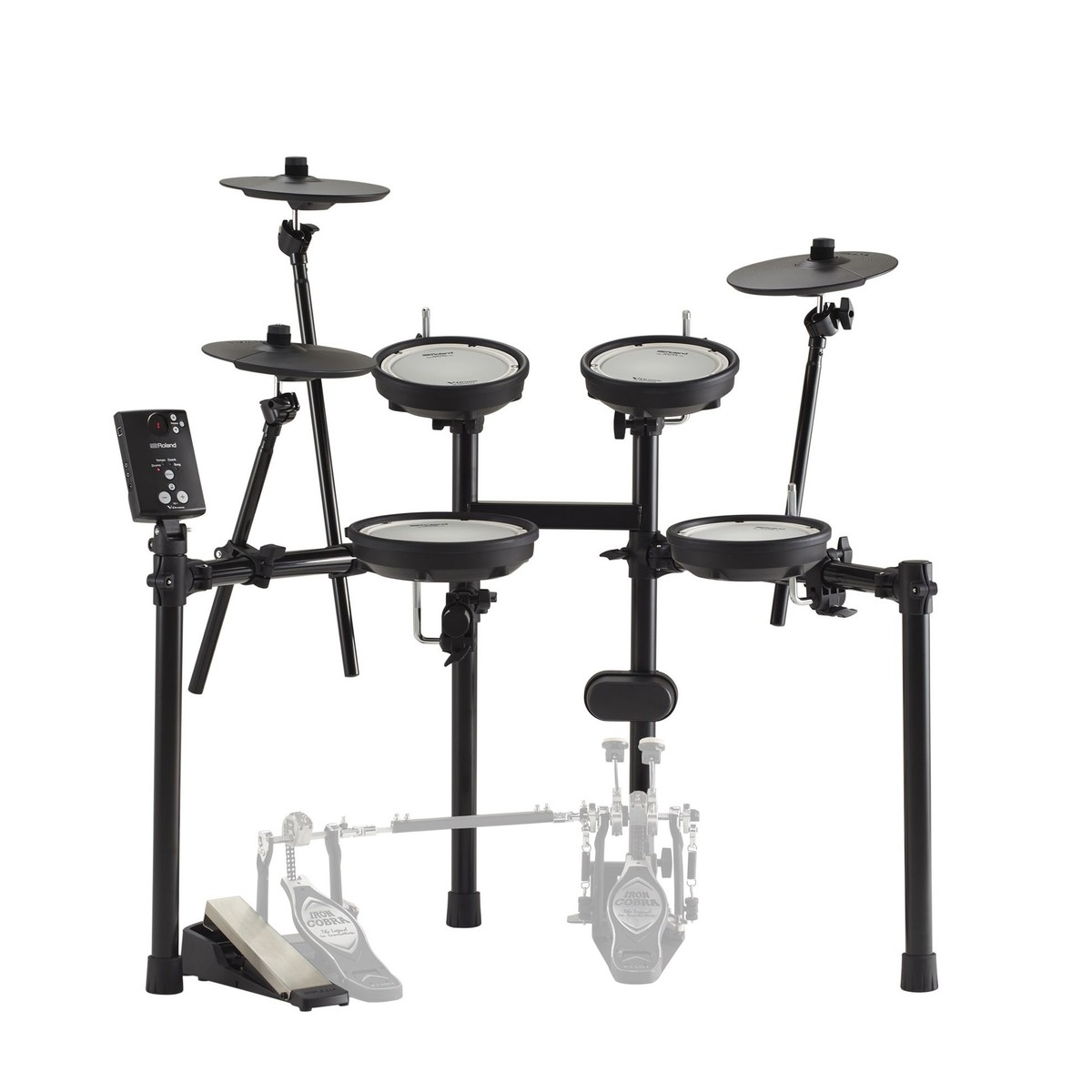 roland td 1dmk v drums electronic drum kit at gear4music. Black Bedroom Furniture Sets. Home Design Ideas