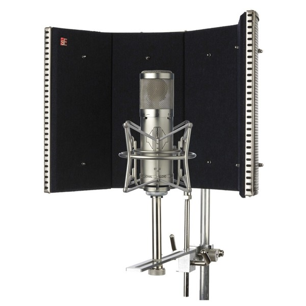 Sontronics STC-2 Condenser Mic and sE Reflection Filter Pro - Main