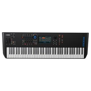 Yamaha MODX7 Synthesizer Keyboard - Top