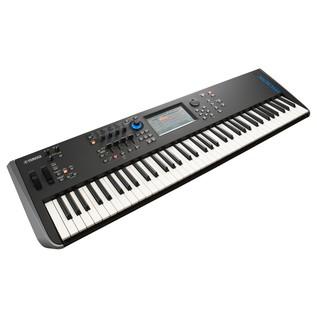 MODX7 Synthesizer Keyboard - Angled 2