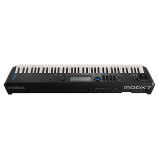 MODX7 Synthesizer Keyboard - Rear