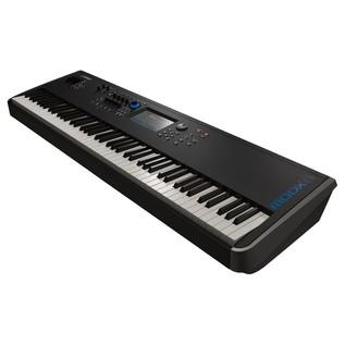 MODX8 Synthesizer Keyboard - Angled