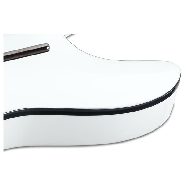 Schecter Demon-6 FR, Vintage White
