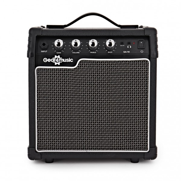 10W Electric Guitar Amp by Gear4music Main