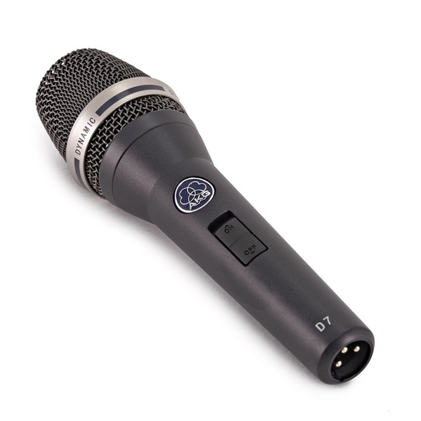 AKG D7 Switched Microphone