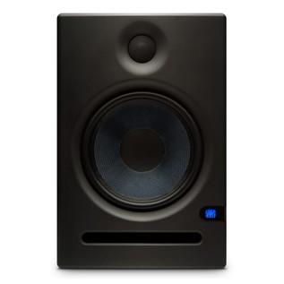 PreSonus Eris E8 Active Studio Monitor Pair With Stands - Front