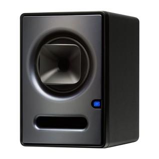 PreSonus Sceptre S6 CoActual Studio Monitors (Pair) with Stands - Side