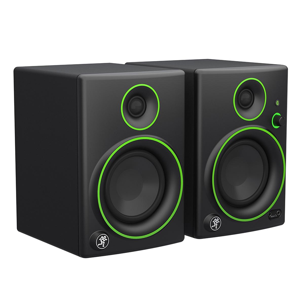 mackie cr4 bt bluetooth monitor speaker pair b stock at gear4music. Black Bedroom Furniture Sets. Home Design Ideas