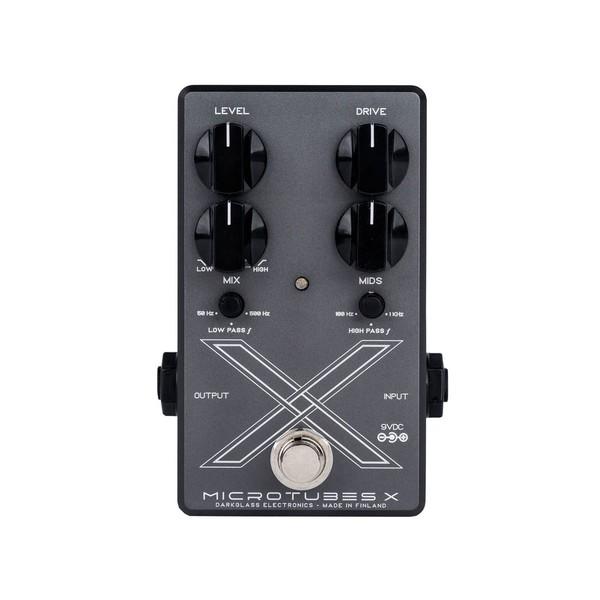 Darkglass Microtubes X Multiband Bass Drive - Front
