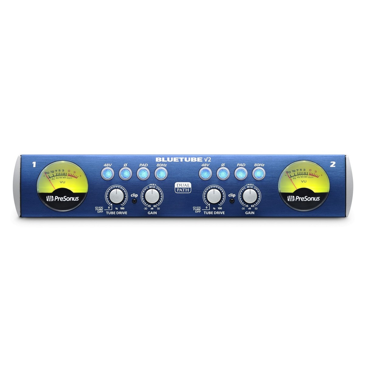 Click to view product details and reviews for Presonus Bluetube Dp V2 Preamp.