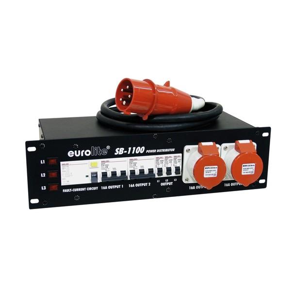 Eurolite SB-1100 Power Distributor, 32 Amp