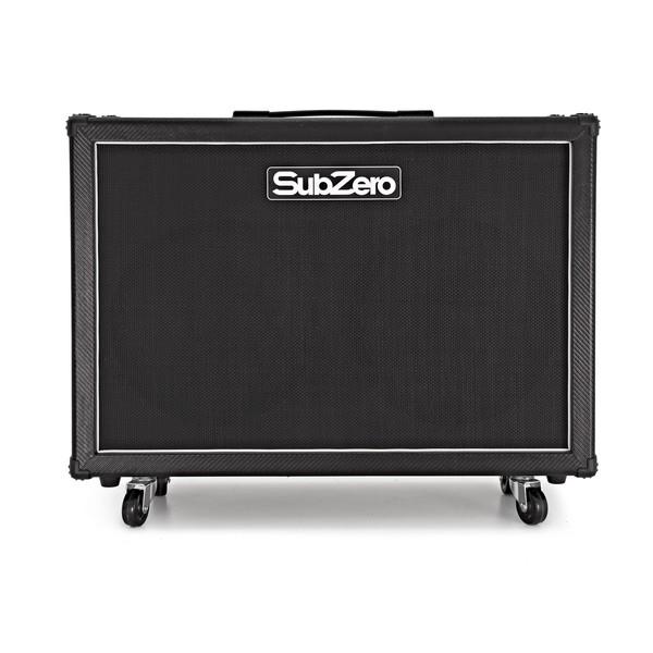 """SubZero SZ-GC212 2 x 12"""" Guitar Cabinet"""
