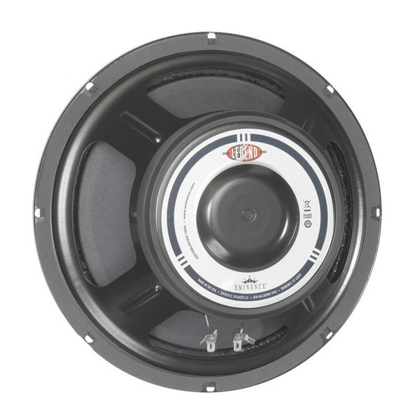 Eminence Legend B810 150 Watt 10'' Speaker, 32 Ohm