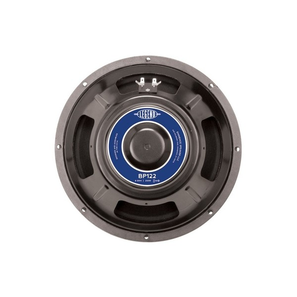 Eminence Legend BP122 500 Watt 12'' Speaker, 4 Ohm
