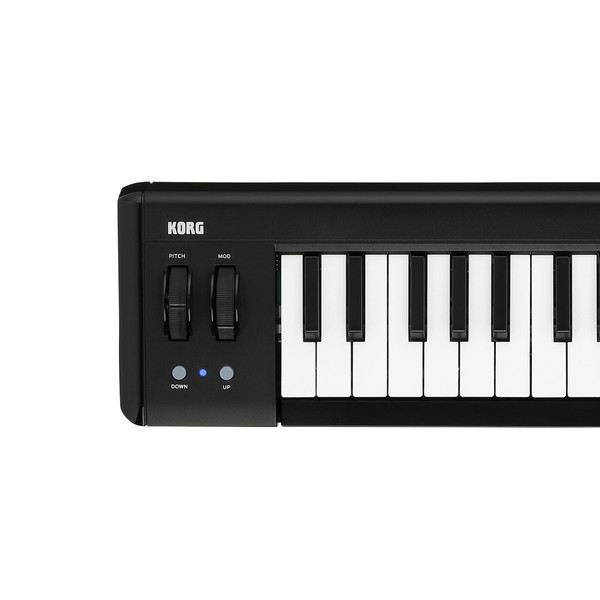 Korg microKey AIR 49-Key Bluetooth MIDI Keyboard
