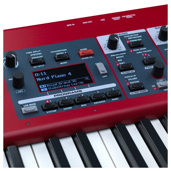 Nord Piano 4 - Detail
