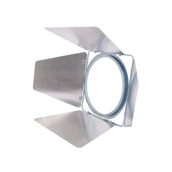 Eurolite Barndoors for PAR-64 Spotlight, Silver